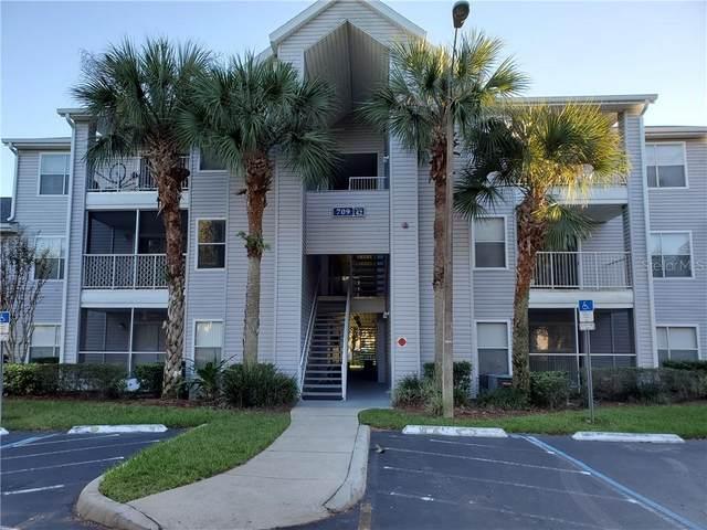 709 Secret Harbor Ln #303, Lake Mary, FL 32746 (MLS #O5909010) :: GO Realty