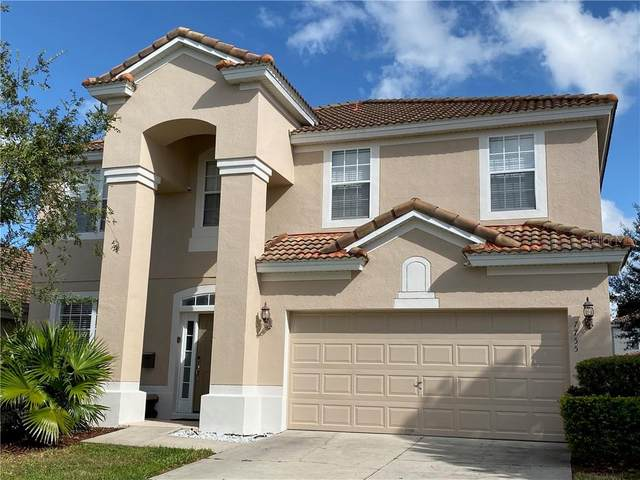 7755 Hockendale Street, Kissimmee, FL 34747 (MLS #O5909451) :: Sarasota Property Group at NextHome Excellence