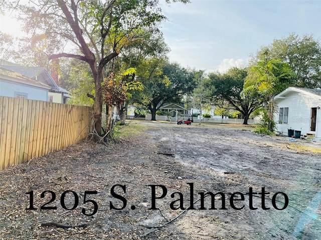 1205 S Palmetto Avenue, Sanford, FL 32771 (MLS #O5909553) :: Everlane Realty