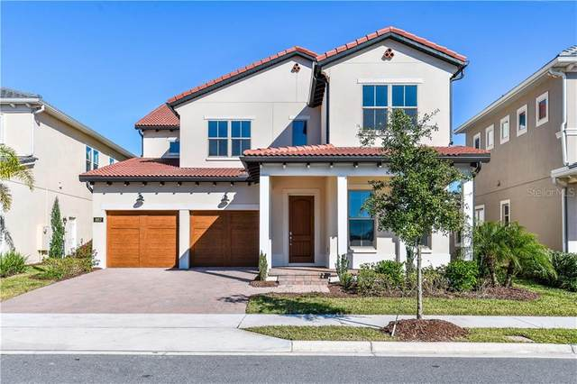 8157 Topsail Place, Winter Garden, FL 34787 (MLS #O5912589) :: Realty Executives in The Villages