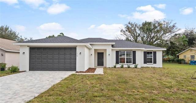 1618 N Simpson Street, Mount Dora, FL 32757 (MLS #O5912593) :: Young Real Estate