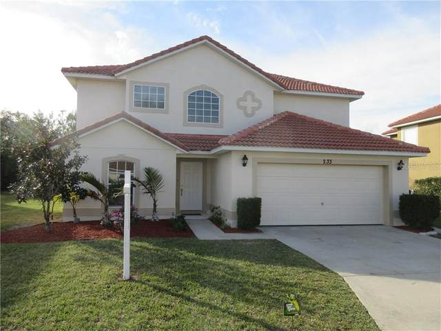 233 Granada Boulevard, Davenport, FL 33837 (MLS #O5913634) :: The Light Team