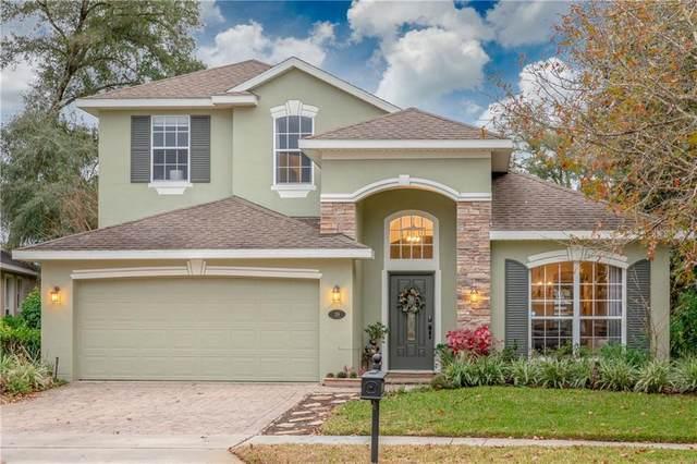 119 Birchmont Drive, Deland, FL 32724 (MLS #O5916114) :: Bob Paulson with Vylla Home