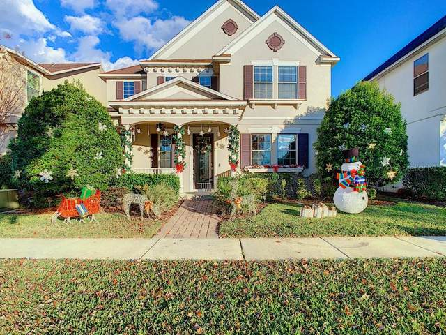 8135 Laughing Gull Street, Winter Garden, FL 34787 (MLS #O5916219) :: The Price Group