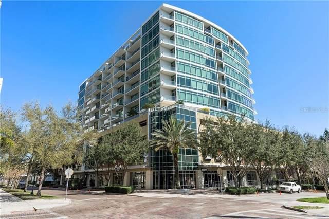 101 S Eola Drive #1116, Orlando, FL 32801 (MLS #O5916649) :: Florida Life Real Estate Group