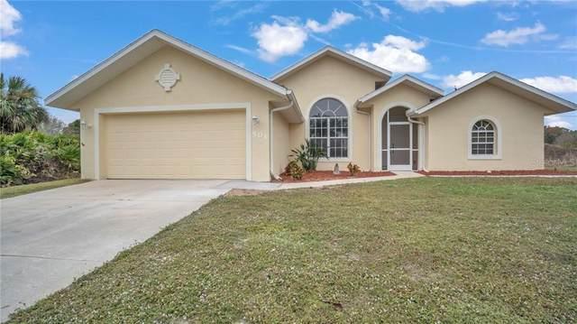 501 Strasburg Drive, Port Charlotte, FL 33954 (MLS #O5917067) :: Sarasota Property Group at NextHome Excellence