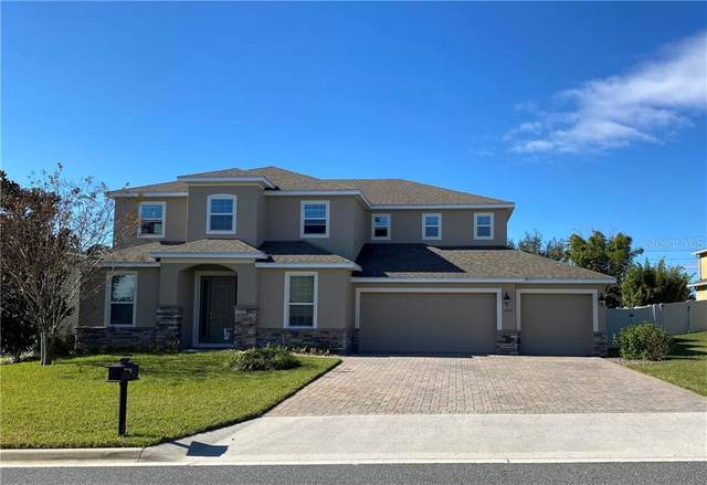 12312 Hammock Hill Drive, Clermont, FL 34711 (MLS #O5917070) :: The Price Group