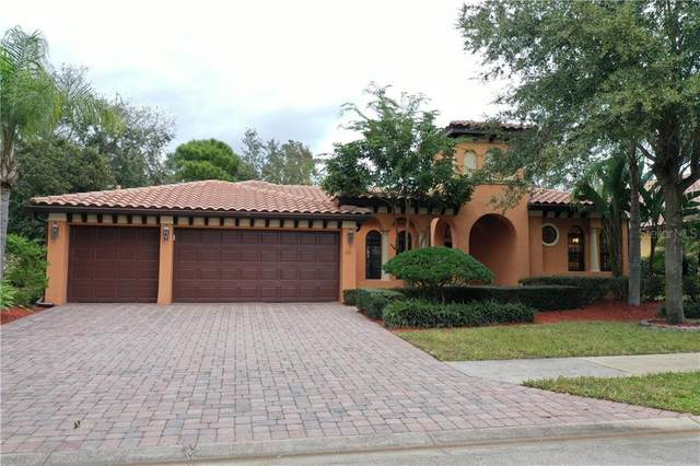 111 Elissar Drive, Debary, FL 32713 (MLS #O5917533) :: The Heidi Schrock Team
