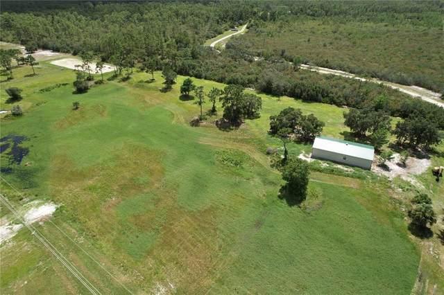 Fort Christmas Rd, Christmas, FL 32709 (MLS #O5917720) :: Your Florida House Team