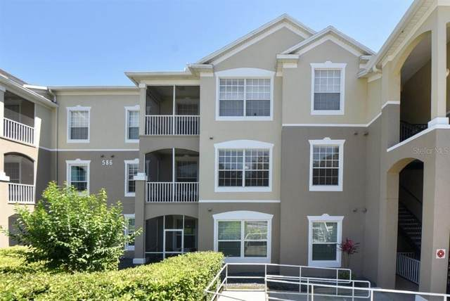 586 Brantley Terrace Way #206, Altamonte Springs, FL 32714 (MLS #O5919029) :: Florida Real Estate Sellers at Keller Williams Realty