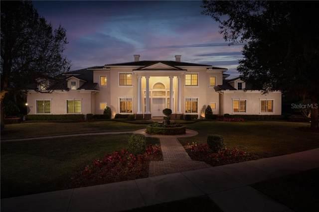 9744 Carillon Park Drive, Windermere, FL 34786 (MLS #O5919130) :: Bustamante Real Estate