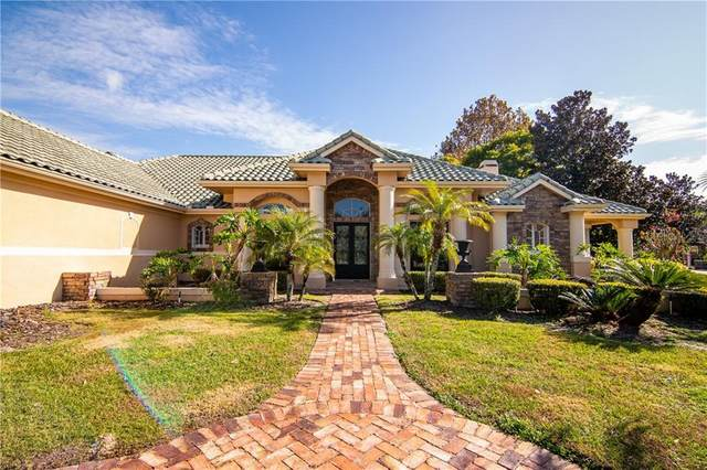 5015 Down Point Lane, Windermere, FL 34786 (MLS #O5922253) :: The Duncan Duo Team
