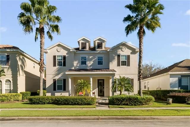 7411 Velleux Street, Reunion, FL 34747 (MLS #O5923368) :: CGY Realty