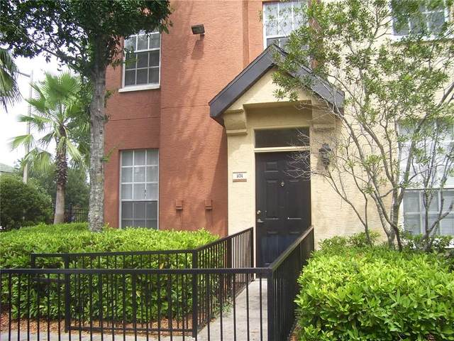 6300 Raleigh Street #101, Orlando, FL 32835 (MLS #O5924839) :: Century 21 Professional Group