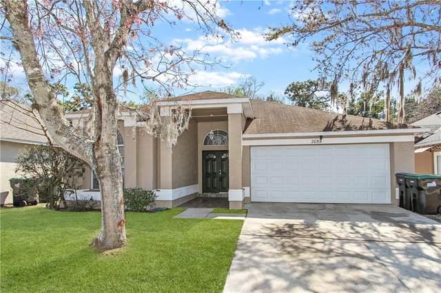 2058 River Park Boulevard, Orlando, FL 32817 (MLS #O5925116) :: New Home Partners