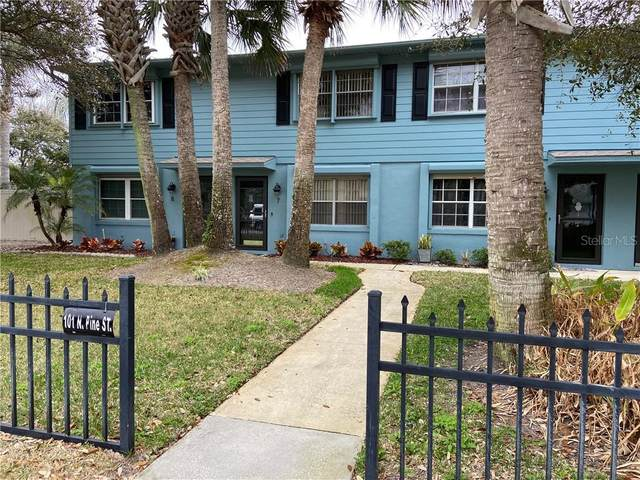 101 N Pine Street #7, New Smyrna Beach, FL 32169 (MLS #O5925559) :: Armel Real Estate
