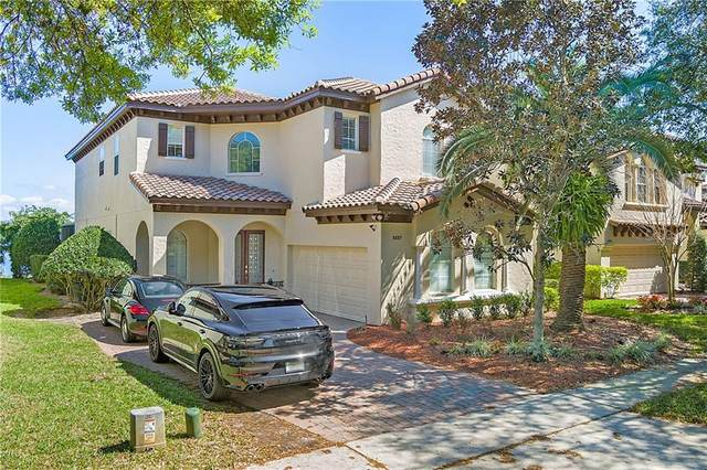 8337 Via Rosa Court, Orlando, FL 32836 (MLS #O5926021) :: Team Buky