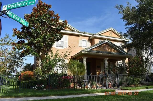 7196 Maleberry Run, Winter Garden, FL 34787 (MLS #O5926281) :: Bustamante Real Estate