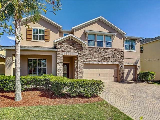 2727 Monticello Way, Kissimmee, FL 34741 (MLS #O5926613) :: The Duncan Duo Team