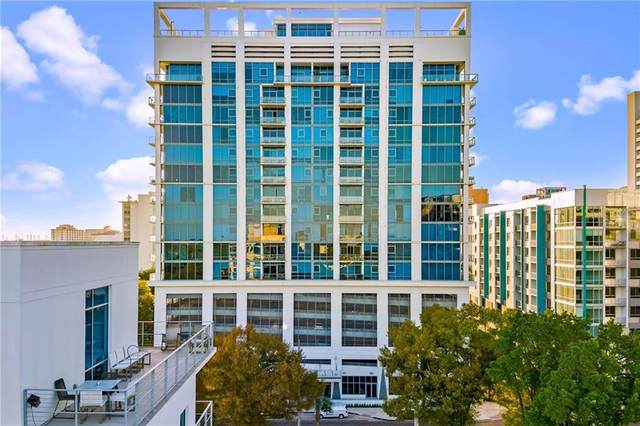 260 S Osceola Avenue #1412, Orlando, FL 32801 (MLS #O5927195) :: Gate Arty & the Group - Keller Williams Realty Smart