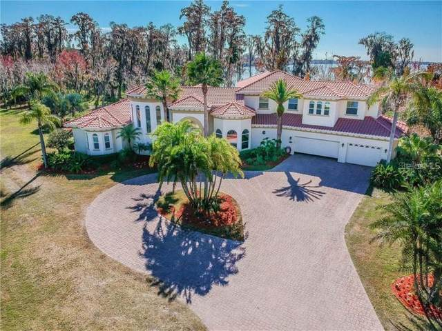 2124 N Lake Eloise Drive, Winter Haven, FL 33884 (MLS #O5927222) :: Vacasa Real Estate
