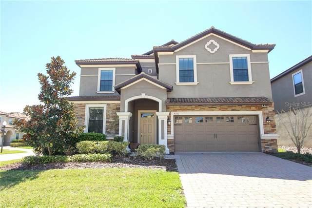 9156 Wedge Drive, Davenport, FL 33896 (MLS #O5927604) :: Everlane Realty