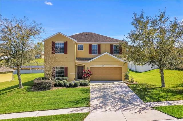2951 Inca Avenue, Clermont, FL 34715 (MLS #O5927769) :: Coldwell Banker Vanguard Realty