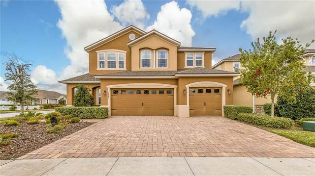 2685 Amati Drive, Kissimmee, FL 34741 (MLS #O5928121) :: Realty One Group Skyline / The Rose Team