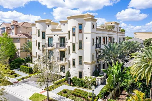 125 S Interlachen Avenue #6, Winter Park, FL 32789 (MLS #O5930531) :: Vacasa Real Estate