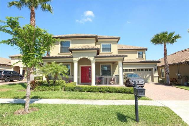 1347 Palmetto Dunes Street, Champions Gate, FL 33896 (MLS #O5931845) :: Zarghami Group