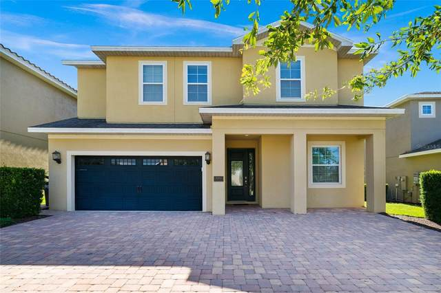 181 Lasso Drive, Kissimmee, FL 34747 (MLS #O5932499) :: Griffin Group