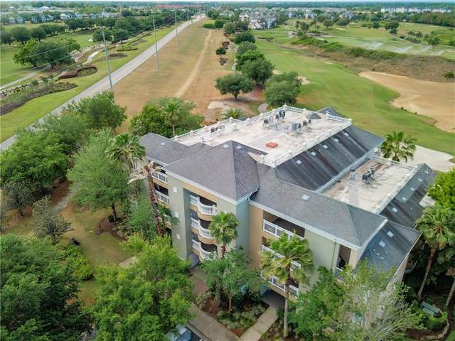 1370 Centre Court Ridge Drive #101, Reunion, FL 34747 (MLS #O5933753) :: Visionary Properties Inc