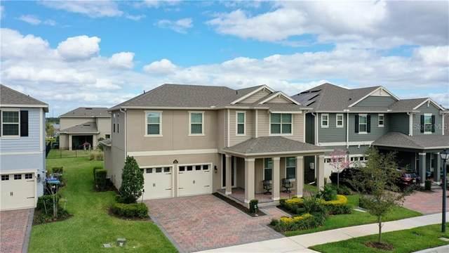 9669 Waterway Passage Drive, Winter Garden, FL 34787 (MLS #O5934466) :: Bustamante Real Estate