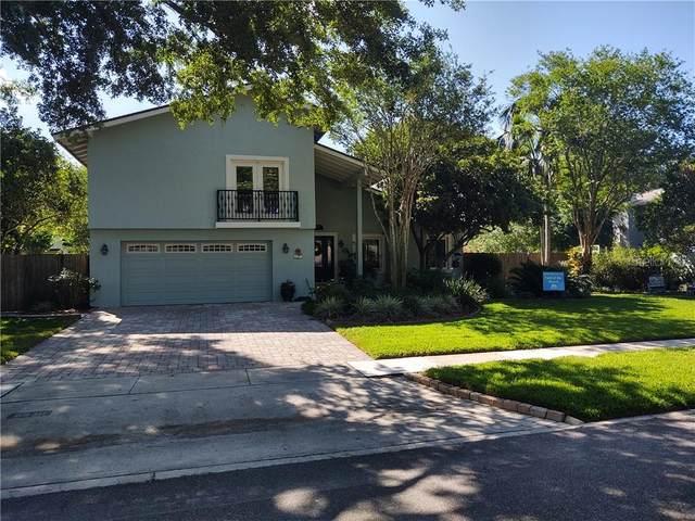 8536 Aspen Avenue, Orlando, FL 32817 (MLS #O5936303) :: Southern Associates Realty LLC