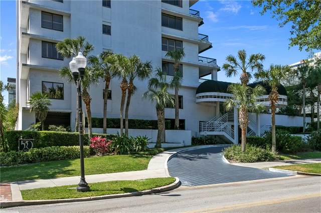530 E Central Boulevard #901, Orlando, FL 32801 (MLS #O5936473) :: Sarasota Property Group at NextHome Excellence