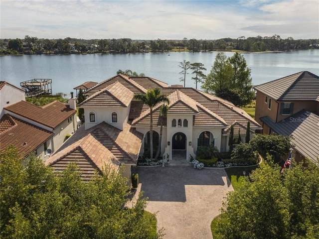 6257 Little Lake Sawyer Drive, Windermere, FL 34786 (MLS #O5936534) :: Griffin Group