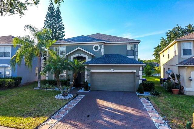 5355 Tortuga Drive, Orlando, FL 32837 (MLS #O5936765) :: Bustamante Real Estate