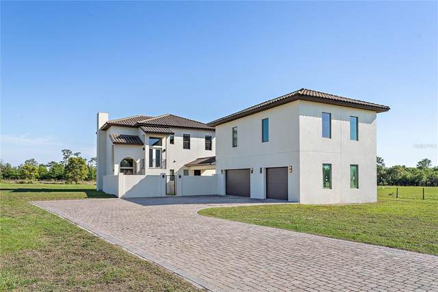 17215 Heartwood Loop, Winter Garden, FL 34787 (MLS #O5937295) :: The Lersch Group
