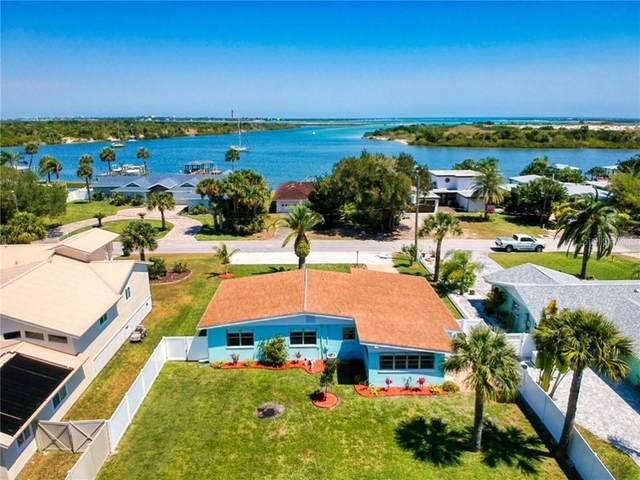 82 Cunningham Drive, New Smyrna Beach, FL 32168 (MLS #O5937712) :: Memory Hopkins Real Estate