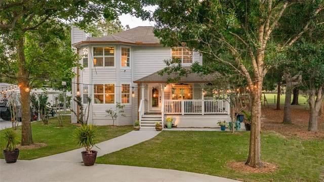 13835 Kirby Smith Road, Orlando, FL 32832 (MLS #O5938348) :: Century 21 Professional Group