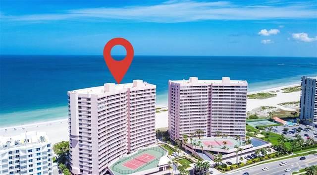 1340 Gulf Boulevard 6B, Clearwater, FL 33767 (MLS #O5940282) :: Stellar Home Sales