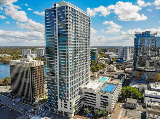 150 E Robinson Street #1207, Orlando, FL 32801 (MLS #O5940969) :: Visionary Properties Inc