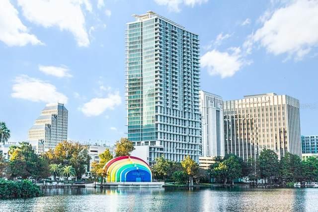 150 E Robinson Street #419, Orlando, FL 32801 (MLS #O5942062) :: Visionary Properties Inc