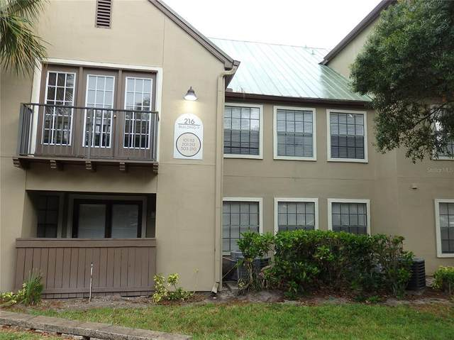 216 Afton Square #205, Altamonte Springs, FL 32714 (MLS #O5942486) :: Southern Associates Realty LLC