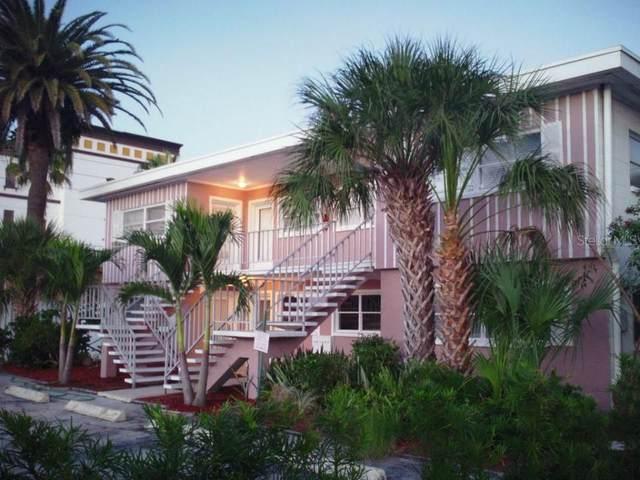 3675 Gulf Boulevard, St Pete Beach, FL 33706 (MLS #O5943735) :: Team Borham at Keller Williams Realty