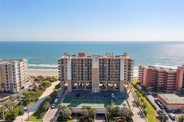 4139 S Atlantic Avenue B709, New Smyrna Beach, FL 32169 (MLS #O5945693) :: Rabell Realty Group