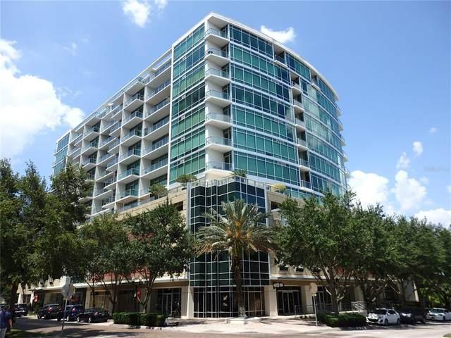 101 S Eola Drive #1206, Orlando, FL 32801 (MLS #O5946159) :: Rabell Realty Group