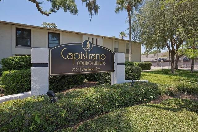 200 Maitland Avenue #87, Altamonte Springs, FL 32701 (MLS #O5946235) :: Tuscawilla Realty, Inc