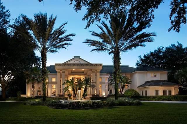 5120 Isleworth Country Club Drive, Windermere, FL 34786 (MLS #O5947403) :: Zarghami Group