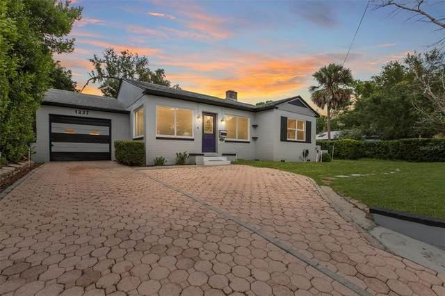 1237 E Livingston Street, Orlando, FL 32803 (MLS #O5949962) :: Godwin Realty Group